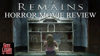 Nonton The Remains   2016 Todd Lowe   Horror Movie Review Film Subtitle Indonesia Streaming Movie Download