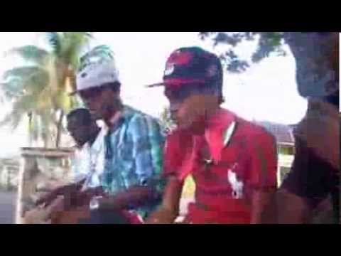 Temparize ft Raddafrass - Money Movements|Official Music Video|Old Weather Riddim - Nov 2013