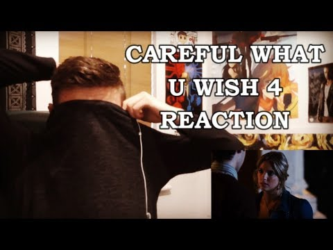 PRETTY LITTLE LIARS - 1X14 CAREFUL WHAT U WISH 4 REACTION