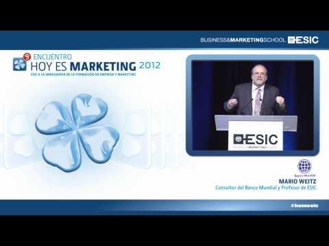 HEM 2012 Madrid - Economía y Competitivad: Claves del éxito en el contexto actual .
