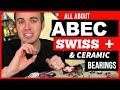 ABEC, Swiss, Ceramic, Skateboard & Longboard Bearings