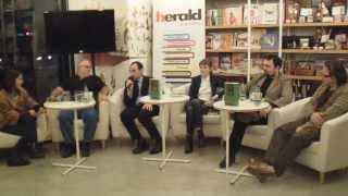 Lansare de carte: EROUL CU O MIE DE CHIPURI