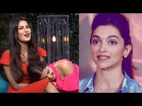 Deepika Padukone REACTS To Katrina Kaif Episode On