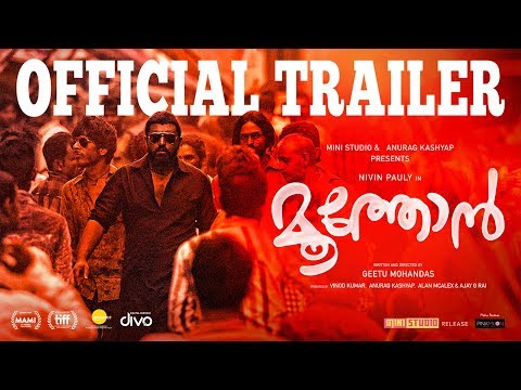 Moothon Official Trailer - Nivin Pauly, Geetu Mohandas
