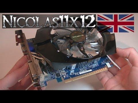 Gigabyte NVIDIA GeForce GTX 650 OC 1GB GDDR5 Graphics Card Review