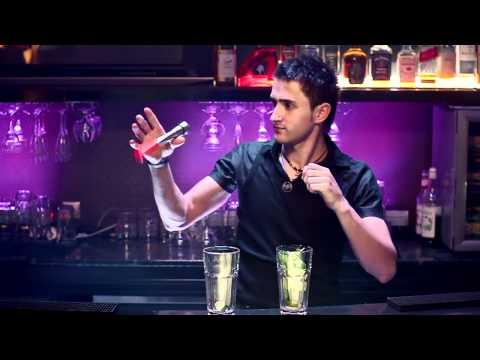 Best Bartender Ever (Amazing Video)
