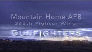 Mountain Home (ID) United States  city images : Mountain Home AFB Mission Video