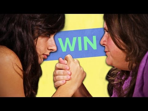 How To Win At Arm Wrestling