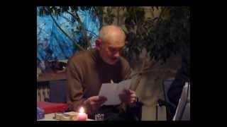 Weihnachtslied Stille Nacht, gesungen in der Plansprache Volapük.