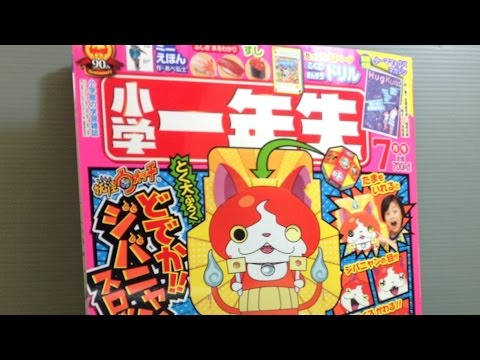 Elementary School First Grade Magazine Japan TOY