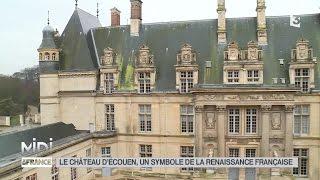 Ecouen France  city photo : SUIVEZ LE GUIDE : Le château d'Écouen, un symbole de la Renaissance française