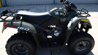 4. Review: 2013 Arctic Cat 150 ATV 4 Wheeler