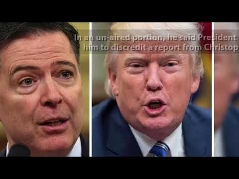 James Comey Speaks Out in