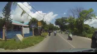 Kupang Indonesia  city pictures gallery : Kupang driving Timor island NTT Indonesia