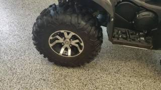 5. 2016 Yamaha Grizzly with Modifications