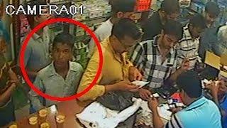 Video Chor / Pocket Maar In Ludhiana   Chori Caught On CCTV MP3, 3GP, MP4, WEBM, AVI, FLV Juli 2018