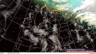 European Thunderstorms