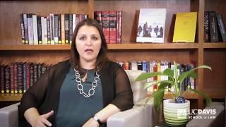 Meet UC Davis Law Professor Afra Afsharipour