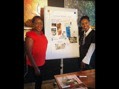 Living with Ess: How to create a vision board
