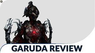 Warframe: Garuda    Build & Review - The Fortuna Frame