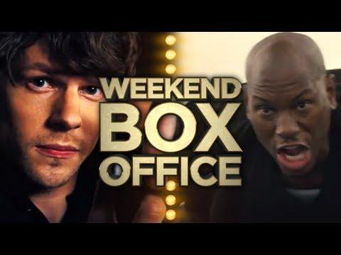 Weekend Box Office - May 31-June 2 2013 - Studio E
