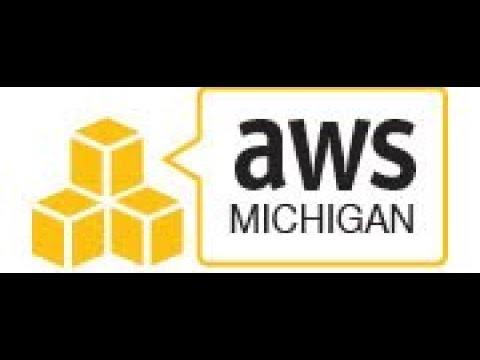 AWS Michigan Meetup  06.21.18 Sterling Windmill