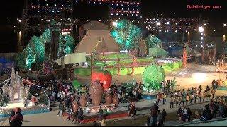 Festival Hoa Đà Lạt Lần 5 - Khai Mạc - Duyệt Văn Nghệ 25-12-2013 - P1/2