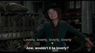 Video Wouldn't It Be Loverly - My Fair Lady MP3, 3GP, MP4, WEBM, AVI, FLV November 2018