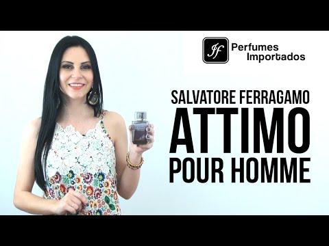 Perfume Salvatore Ferragamo Attimo Pour Homme Masculino - Eau de Toilette