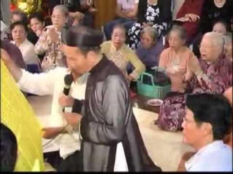 Đồng đền Trần Quốc Tịnh hầu khánh thành đền Đức Vua Cha part 5