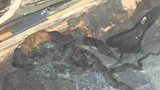Eden (NC) United States  City new picture : Eden, NC Coal Ash Spill - UNEDITED FOOTAGE