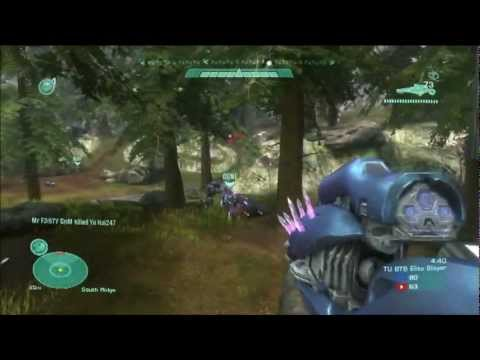 Halo Reach Multiplayer - In game 21 of my epic Big Team Battle multiplayer games, I go back into the anniversary playlist for some good old fashioned classic maps and fun on Timberla...