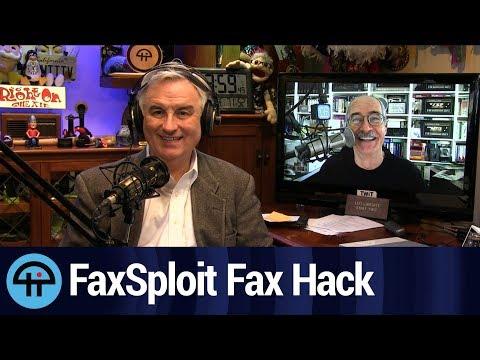 FaxSploit Fax Machine Attack