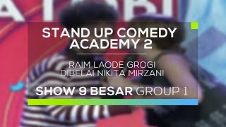 Video Raim Laode Grogi Dibelai Nikita Mirzani (SUCA 2 - 9 Besar Group 1) MP3, 3GP, MP4, WEBM, AVI, FLV Desember 2017