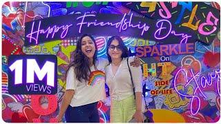 Vithika vs Punarnavi | Friendship Day 2021 Vlog |