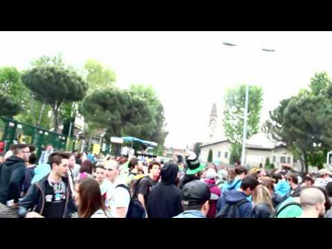 Bergamo Street Parade 2012 – 2