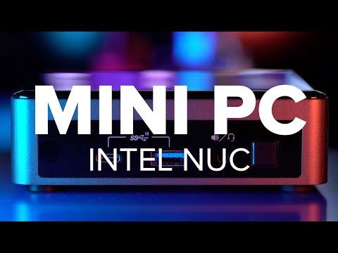 Mini-PC Intel NUC10i5FNK im Test: Quadratisch, prakti ...