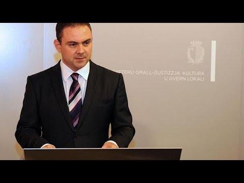 Αποκλειστικό: Ο υπουργός Δικαιοσύνης της Μάλτας για την υπόθεση Εφίμοβα…