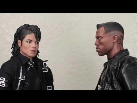 Michael Jackson Hot Toys DX-03 Bad Version Michael Jackson 1/6 Scale Collectible Figure Review