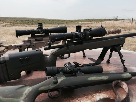 Brief History – USMC M40s