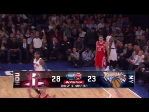 Francisco Garcia - Buzzer Beating Three Pointer vs Knicks