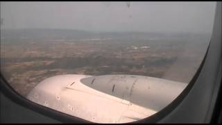 Reus Spain  city images : Ryanair 737-800 landing Reus, Spain