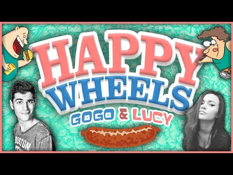 gogo - Presiahli sme stanovenú hranicu 20k likes a s Luckou sme späť s ďalším dielom Happy Wheels! Dnes už hráme mapy,ktoré ste vytvorili pre nás pod heslom
