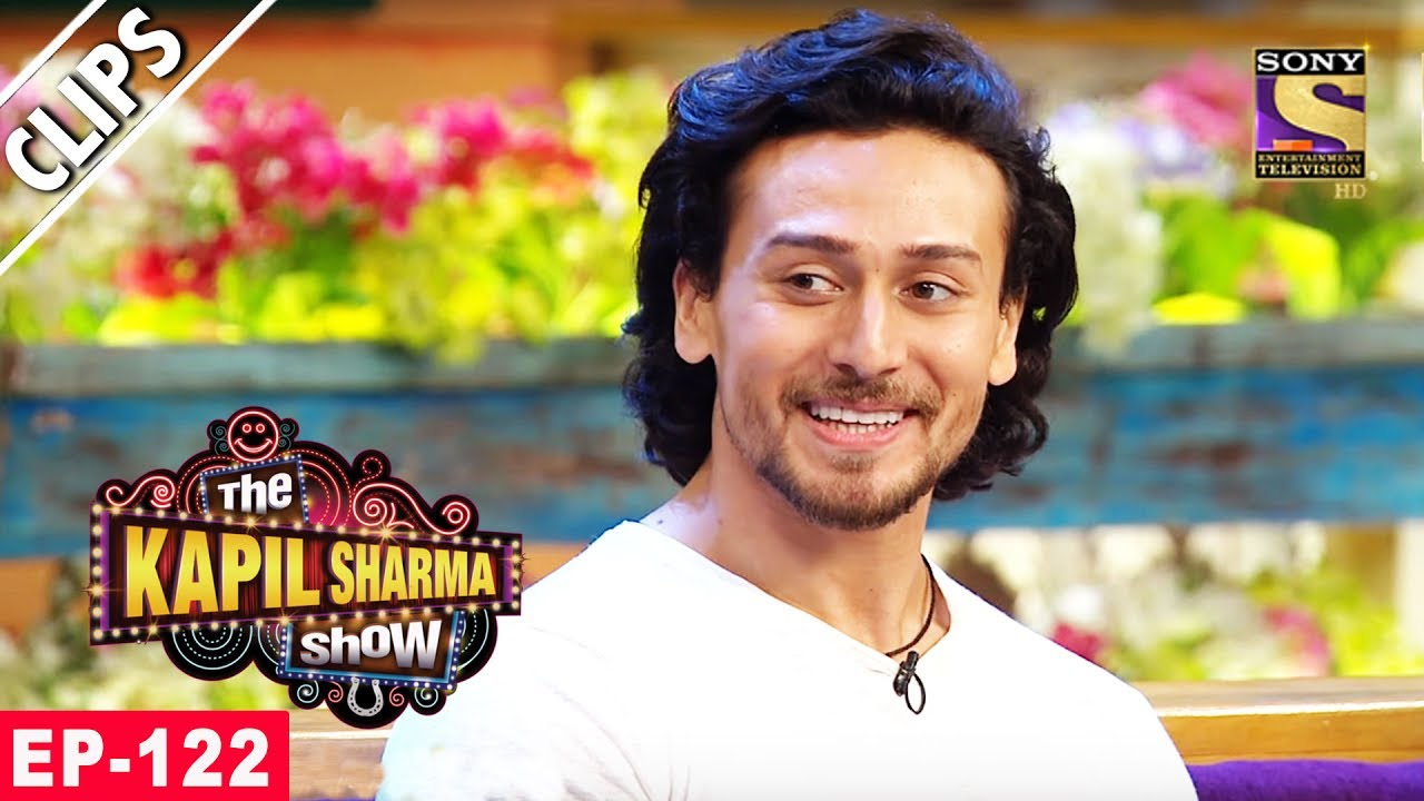 Sabbir Khan Reveals His Admiration for Tiger Shroff – The Kapil Sharma Show – 16th July, 2017