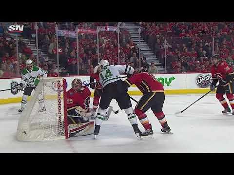 Video: Dallas Stars vs Calgary Flames | NHL | NOV-28-2018 | 22:00 EST
