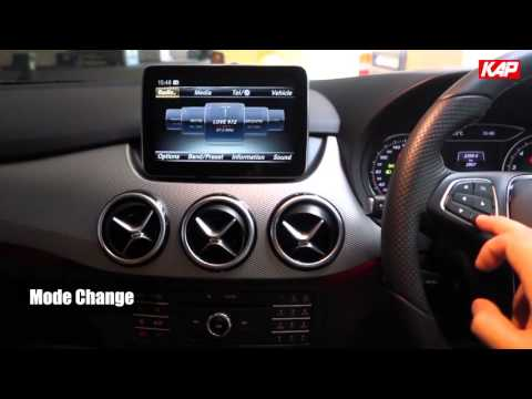 B Class 2015 8 inch TOUCH PANEL !!(Capacitive)
