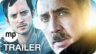 THE TRUST Trailer 2 German Deutsch (2016) Nicolas Cage, Elijah Wood