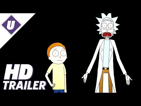 Rick and Morty Season 4 - Official Release Date Teaser Trailer