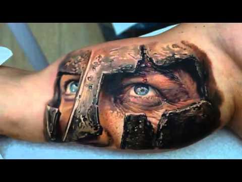 i migliori tatuaggi in 3d