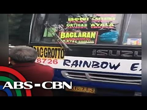 Video TV Patrol: Operator ng bus na nag-counterflow, ipinatawag ng LTFRB download in MP3, 3GP, MP4, WEBM, AVI, FLV January 2017